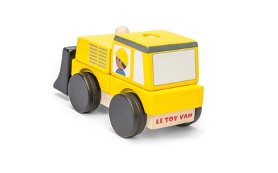 Bulldozer - Le toy van
