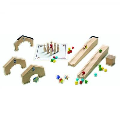 Haba - Uitbreidingsset - Knikkerbaan spellen