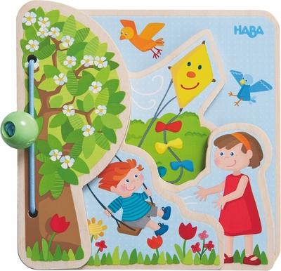 Haba - Babyboek - 4 seizoenen