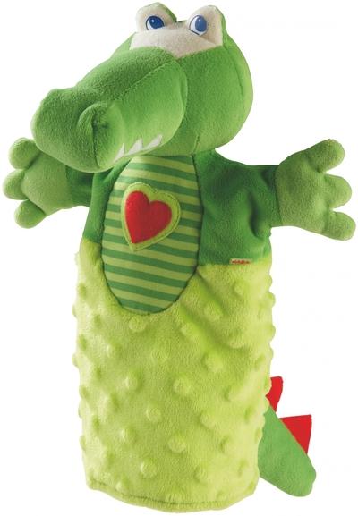Haba - Handpop Krokodil