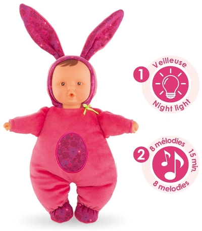 Corolle - Babypop maakt geluid