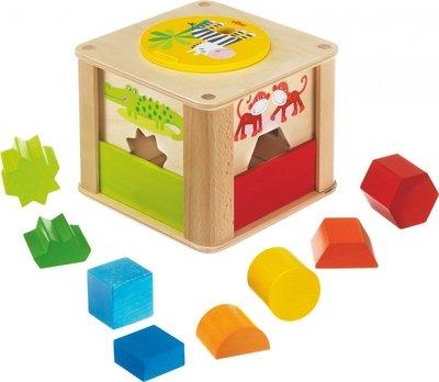 Haba - Sorteerbox - zoodieren
