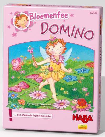 Bloemenfee - Domino