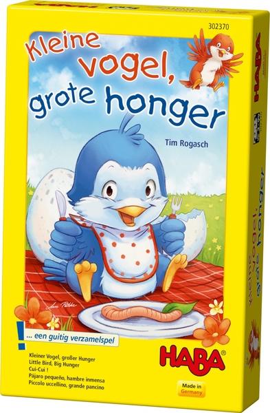 Kleine vogel - Grote honger