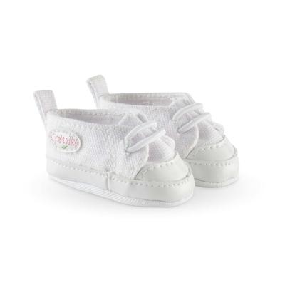 Corolle - Witte schoentjes - 36 cm