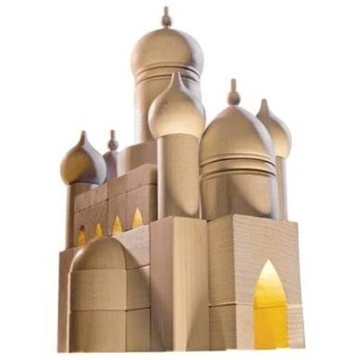 Russische kathedraal - Bouwblokken - Master Builder