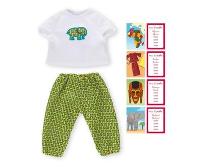 ma Corolle - Zomerse pyjamaset Afrika