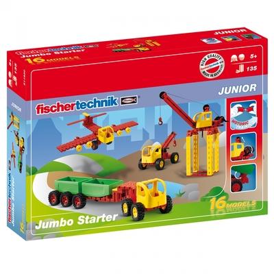 Fischertechnik - Jumbo starter