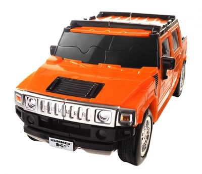 3D puzzel - Hummer - Aanbieding