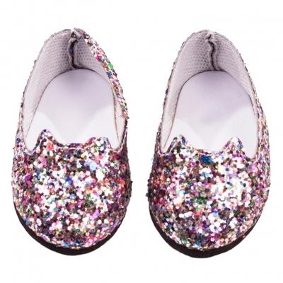 Glitter ballerinas - 42-50cm - Götz