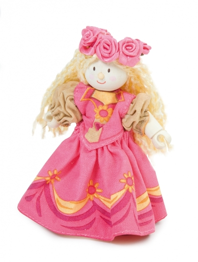 Poppenhuispop - Prinses Amalia