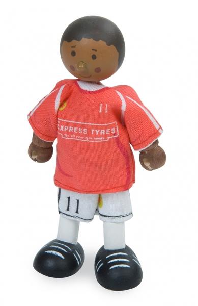 Poppenhuispop - voetballer nr 11 - Le Toy Van