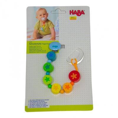 Speenketting regenboog II - Haba