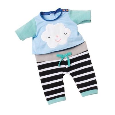Baby Stella - Kledingsetje wolk - 35cm
