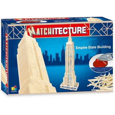 Matchitecture - Empire State Building