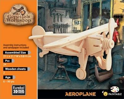 Vliegtuig - Gepetto's