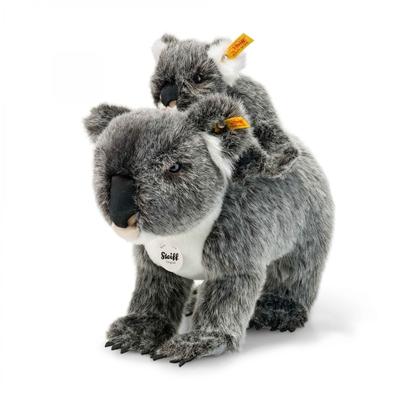 Koala beer met baby - Steiff