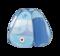 Ballenbad blauw - Lief! Lifestyle