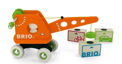 Brio - Kraan met lading