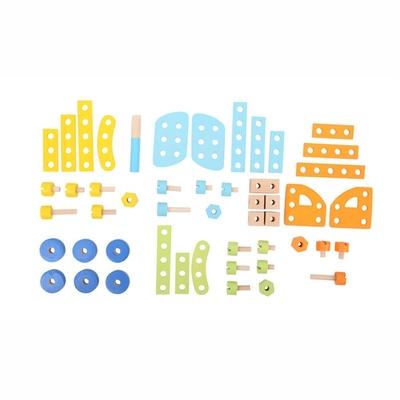 Bigjigs - Emmer constructieonderdelen