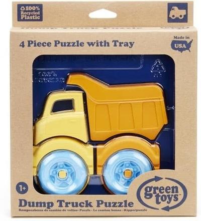Dump Truck 3D puzzel