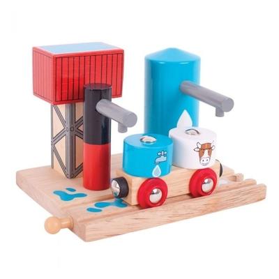 Bigjigs - Melk&Water depot