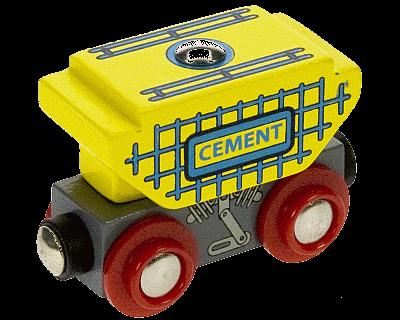 Bigjigs - Cement Wagon