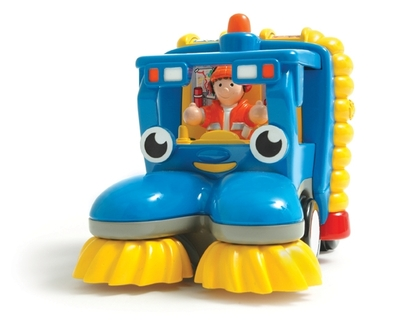 WOW Toys - Straatveger