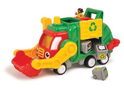 WOW Toys - Vuilniswagen