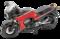 Metal Earth - Kawasaki GPz 900