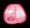 Ballenbad roze - Lief! Lifestyle