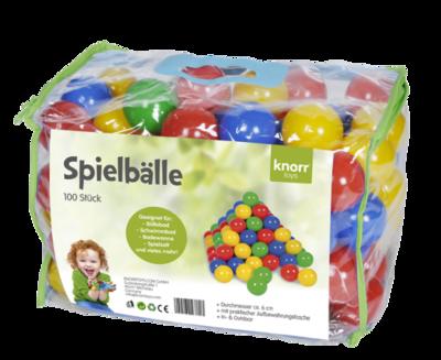 Ballenbad ballen - 100st- Knorrtoys