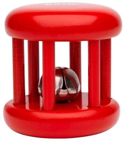 Baby rammelaar - Rood - Brio