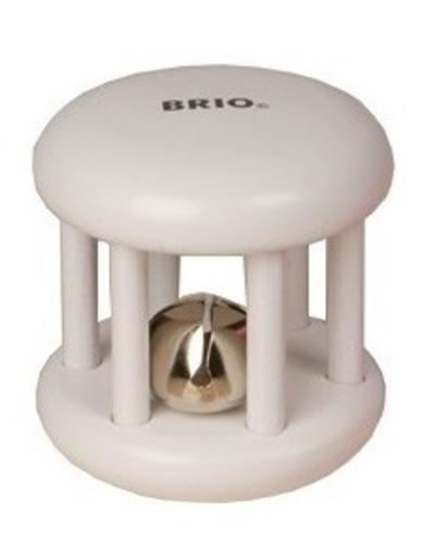 Baby rammelaar - Wit - Brio