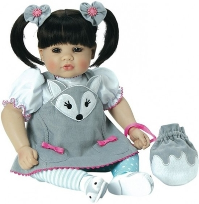 Adora Toddler Time Baby Silver Fox - 51cm