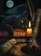 Legpuzzel - 1000 - Kat bij kaarslicht