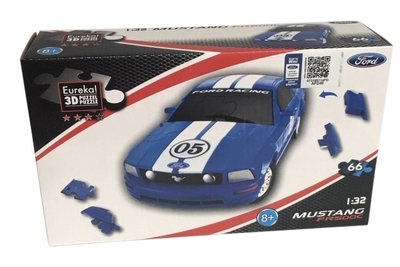 3D puzzel Ford Mustang