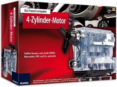 4-Cylinder Motor - Franzis