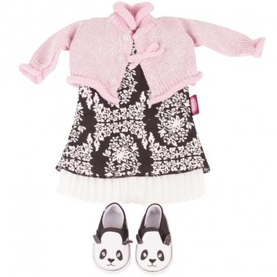 Panda outfit - 45-50cm - Götz