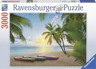 Legpuzzel Palmenparadijs - 3000 - Ravensburger