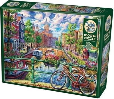 Legpuzzel - 1000 - Amsterdams kanaal