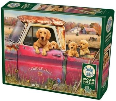 Legpuzzel - 1000 - Cobble Hill farm