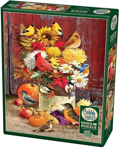 Legpuzzel - 1000 - Autumn bouquet