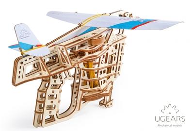 Vliegtuigwerper UGears