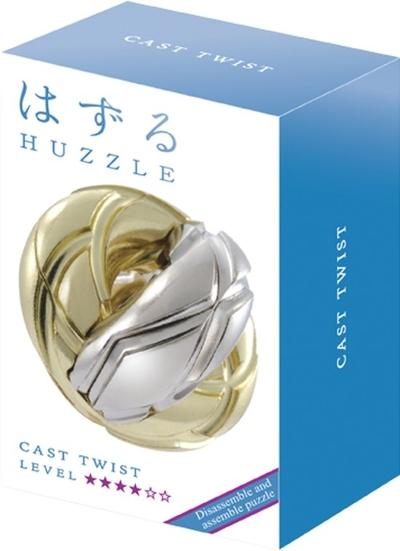 Huzzle Cast Twist ****