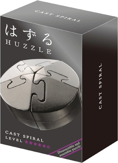 Huzzle Cast Spiral *****