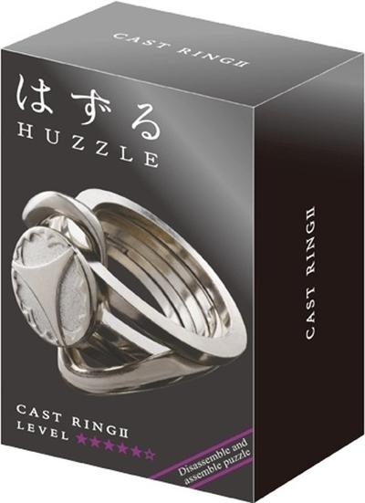 Huzzle Cast Ring II *****