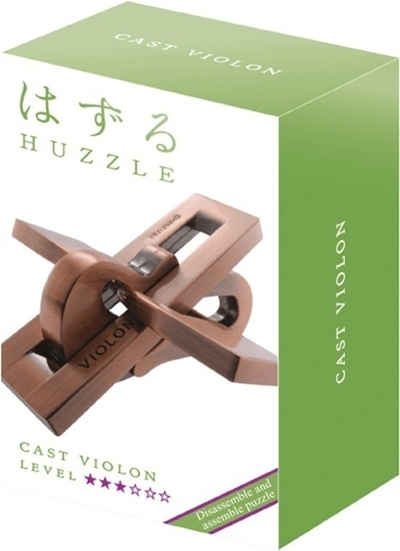 Huzzle Cast Violon ***