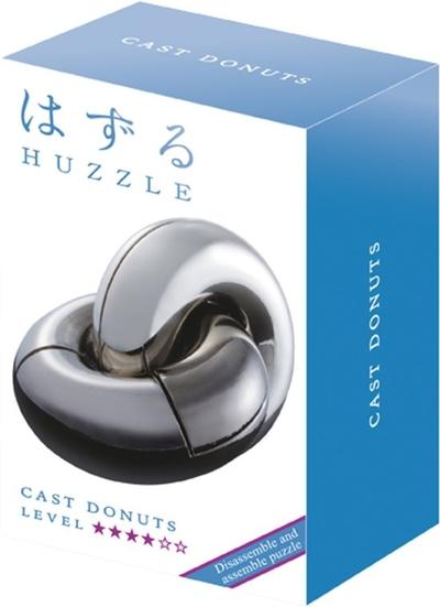 Huzzle Cast Donuts ****