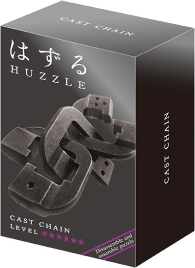 Huzzle Cast Chain ******